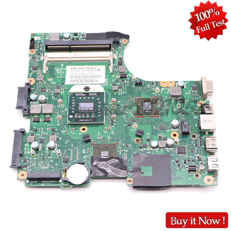 NOKOTION 611803 001 For HP Compaq CQ325 625 Laptop Motherboard RS880M DDR3 Socket S1 free cpu