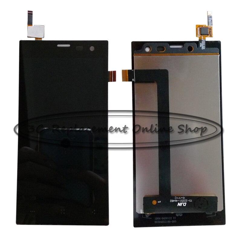 imágenes para Negro LCD + TP Para MEDION VIDA P4502 MD98942 Smartphone de Pantalla LCD con Pantalla Táctil Digitalizador Asamblea Reemplazo + Free gratis