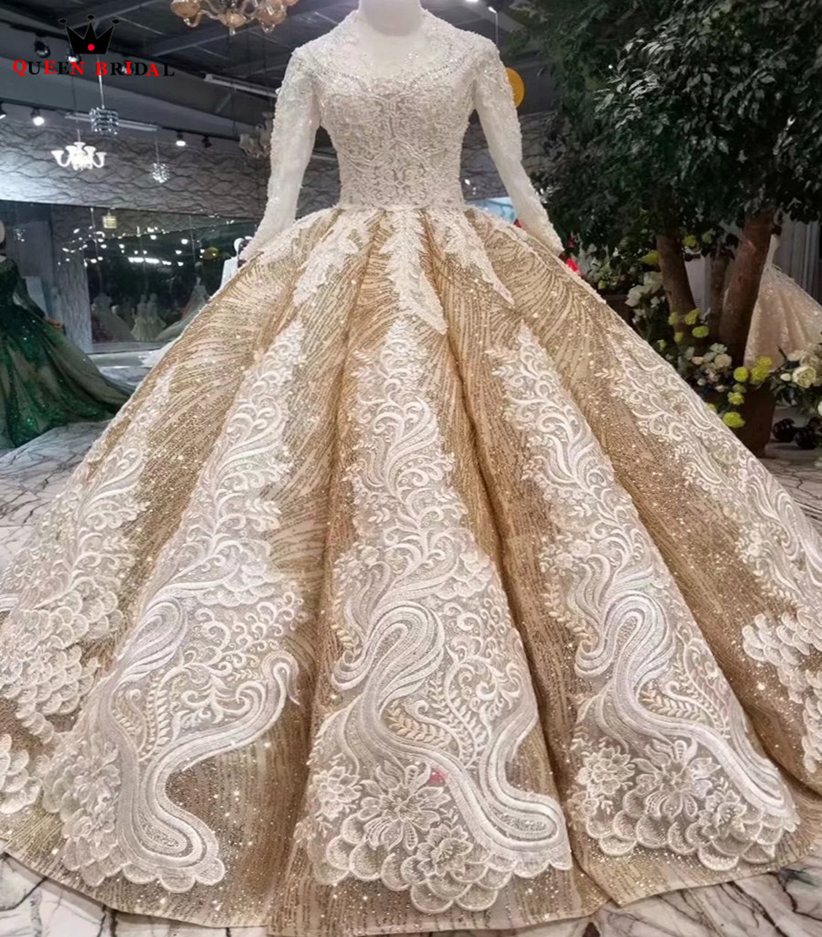 Selling Wedding Gowns: Aliexpress.com : Buy 100% Real Photo Luxury Wedding