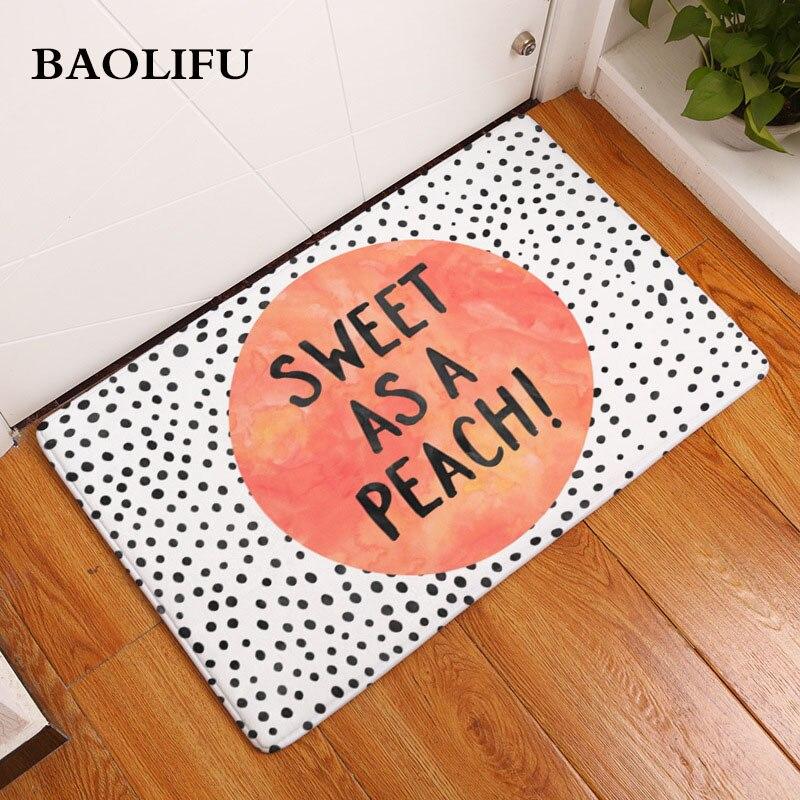 Aliexpress.com : Buy Bath Mat The English Alphabet Carpet