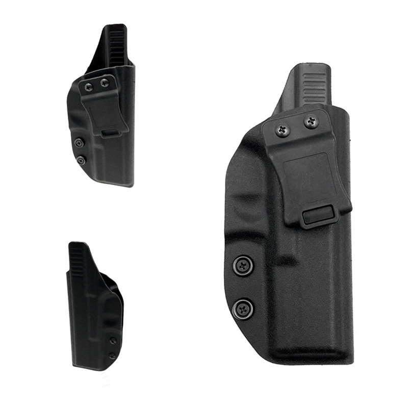 Tactical Ultimate Concealment Carry Waistband Pistola Belt Clip Accessories Kydex IWB Holster Custom Molded For Glock 17/22/31
