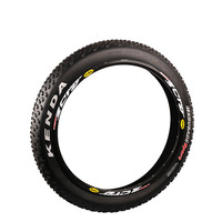 KENDA tires 26*4.0 beach snow wide tires fat tires mountain bike tires big thick wheel 20*4.0