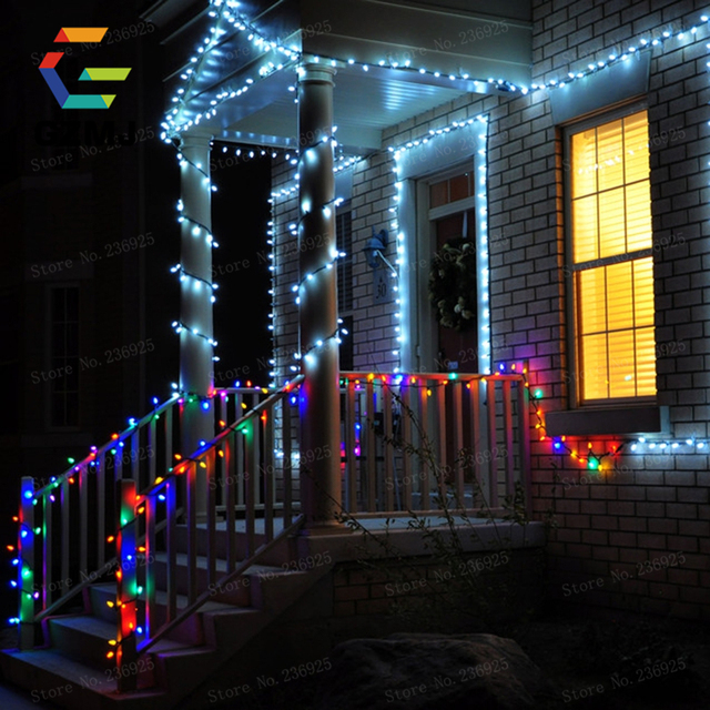 10m waterproof frost fog led string lights outdoor twinkle pendant 10m waterproof frost fog led string lights outdoor twinkle pendant weddingpartycurtain decorations workwithnaturefo