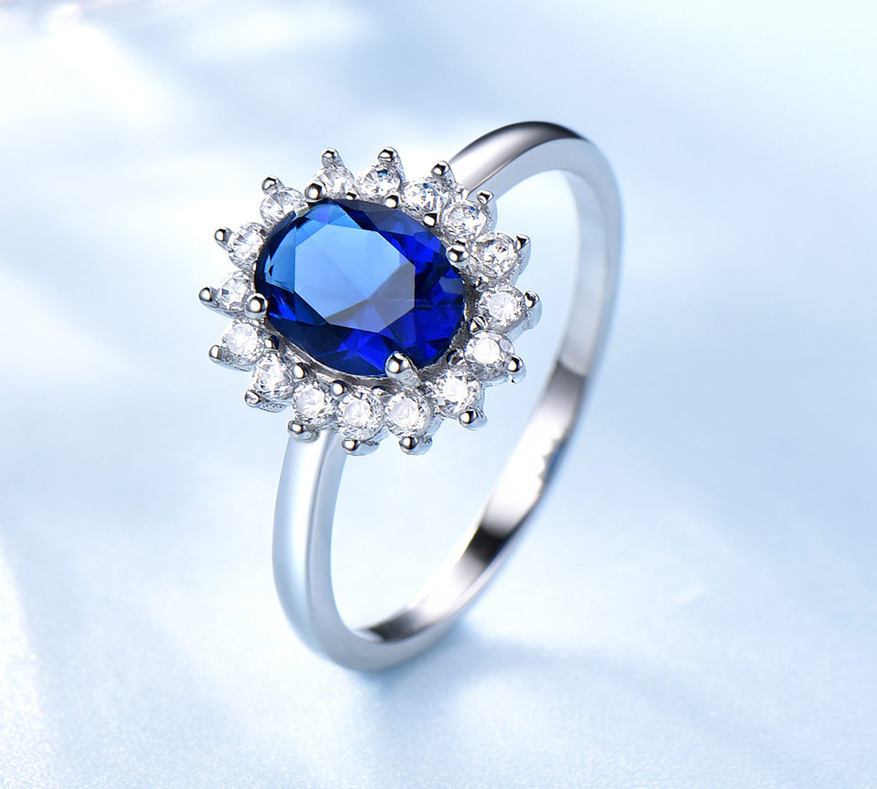 925 sterling silver blue sapphire rings for women (2)