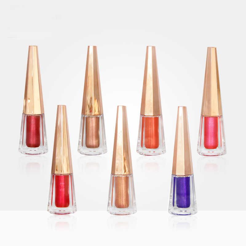 אישית מותג פרטי רבים צבעים שפתון/שפתון נוזלי גליטר איפור שפתיים מקל לנשים
