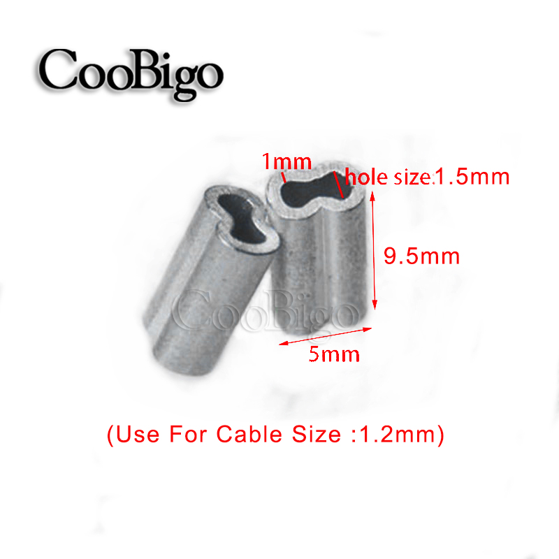 Online Get Cheap Aluminum Wire Rope Cable Stop -Aliexpress.com ...