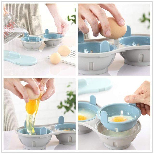 Microwave Egg Poacher High Capacity 2