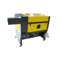 High Quality 4060 100w Laser Cutter CO2 Laser Engraving Machine for Wood Acrylic Rubber