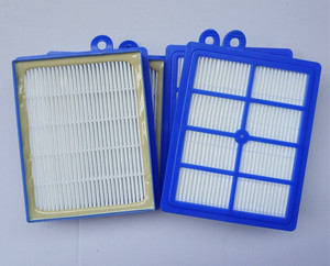 Image 1 - 4 PCS  hepa h13 filter H12 wiener filter, Hepa filters for philips FC9150  FC9199 FC9071 FC8038 FC9262 Electrolux Parts ZSC69FD2