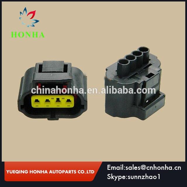 Magnificent Tyco Amp 178399 2 184046 1 Female 4 Pin Throttle Sensor Plugs For Wiring Digital Resources Honesemecshebarightsorg