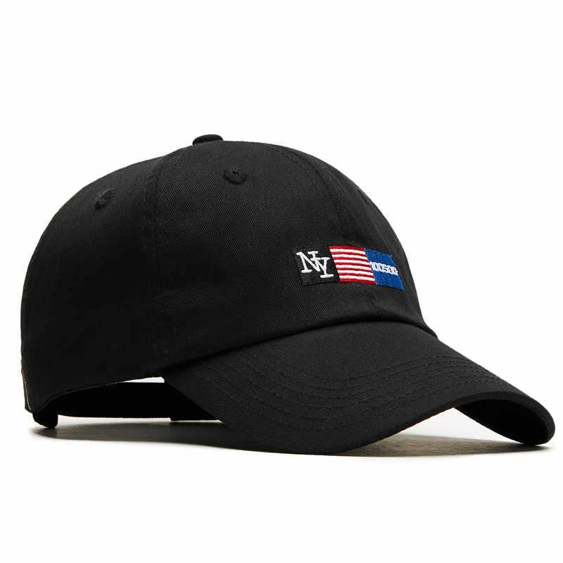 9ba18401f49 ... SNP Black baseball cap men with embroidery women adjustable snapback hats  Summer Hat Female Casual Male ...