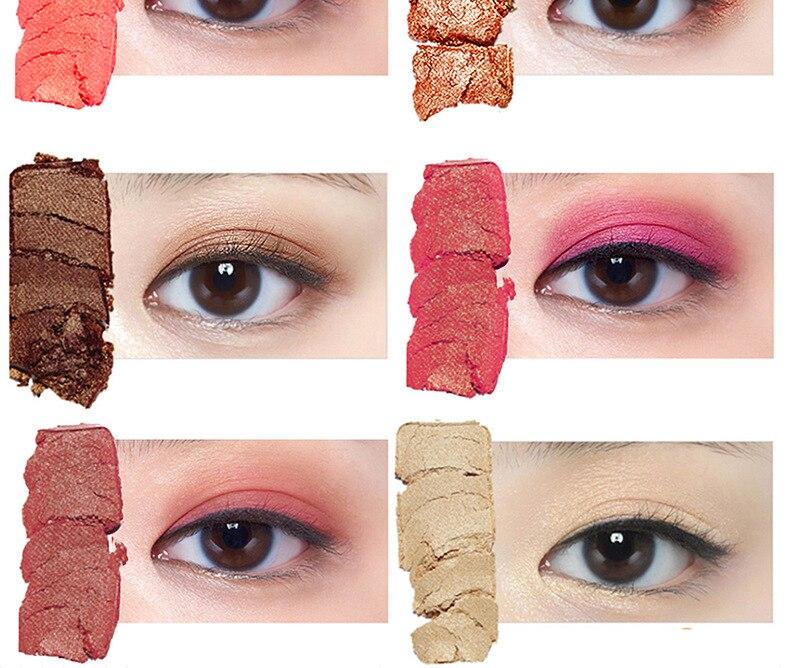Novo profissional paleta de sombra de olho