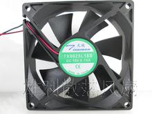 Free Delivery. New TX9025L18S 18V 0.14A 9CM 9025 refrigerator thermostat cabinet cooling fan