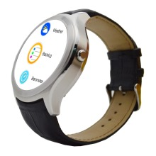 NO. 1 D5 X1 Google Play GPS Smartwatch 4G ROM MTK6572 Bluetooth Android 4.4 Smart Uhr Unterstützung SIM Wifi Herzfrequenz Musik-player