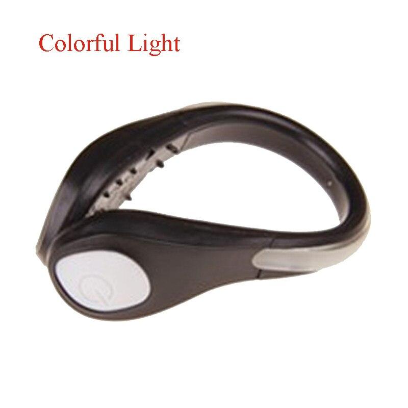 2pcs LED Luminous Shoe Clips 19