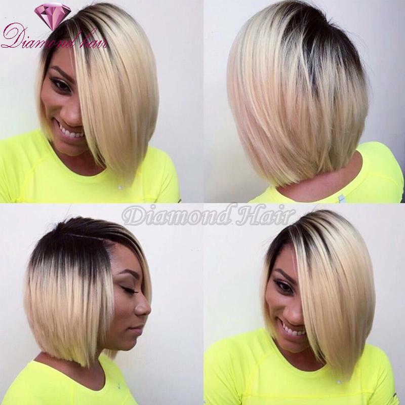 Ash blonde ombre hair extensions