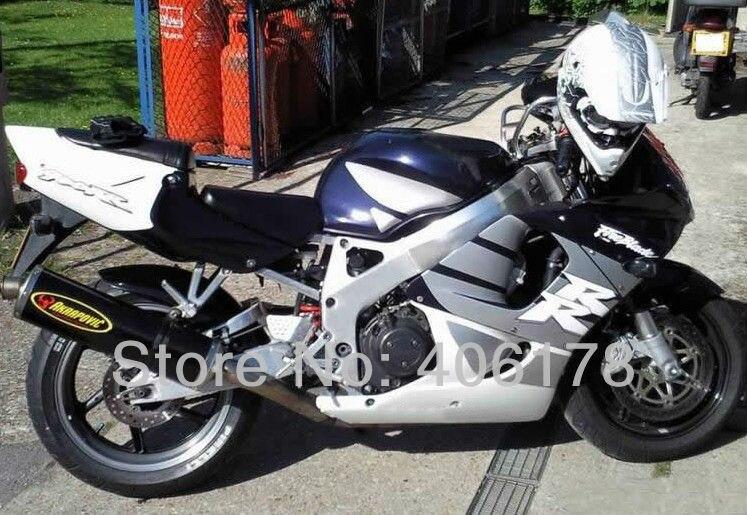 Hot Sales,buy a cheap motorcycle fairing For Honda 98 99 CBR900RR 919 1998-1999 Dark Blue/Gray/White Motorcycle Fairing Kit