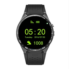 GREZOO KW88 Smart Watch Android 5.1 IOS 1.39″ IPS OLED Screen 512MB+4GB ROM Smartwatch Support SIM Card GPS WiFi Call Reminder