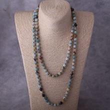 Amazonite Beaded Necklaces