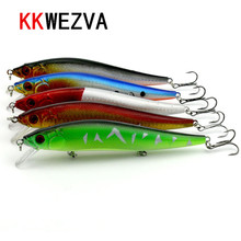 1pc 14CM-23G Big Game fishing lures plastic hard bait fishing tackle pesca fish wobbler minnow artificial lure swimbait