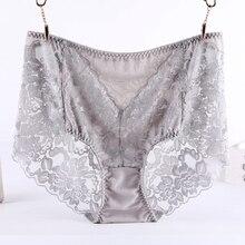 Underwears Women Briefs Sexy High-end luxury Brand Lace Lingeries plus size 4XL Women's Panties