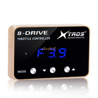 Potent Booster 6th 8 Drive Electronic Throttle Controller Ultra Thin AK 207 For Hyundai 8th Sonata