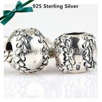1:1 pháp lý bản sao 925 sterling bạc quần vợt bóng quyến rũ hạt cổ điển phù hợp cho vòng tay và vòng cổ 1pc/lot vk2476