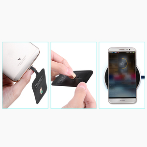Image 5 - For iPhone Wireless Charging Receiver, NILLKIN QI Wireless charging Receiver Pad Patch Module Chip For Xiaomi For Samsung Micro