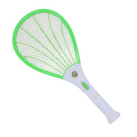 LED Light Electric Insect Bug Bat Wasp Mosquito Zapper Swatter Racket anti mosquito Fly killer Mosquito Swatter Random Color