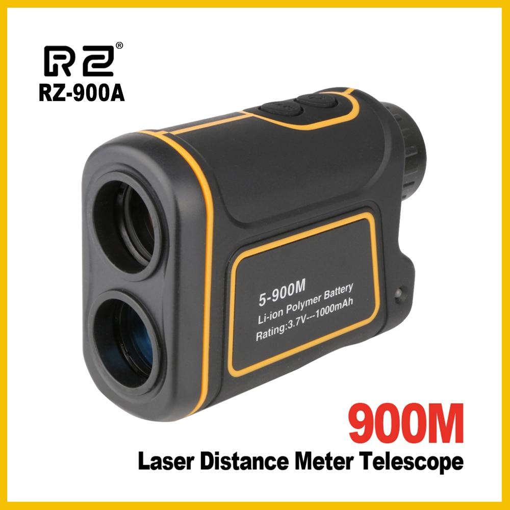 RZ range finder golf laser rangefinder r distance meter laser measure telemeter hunting rangefinder RZ 900A1200A 1500A