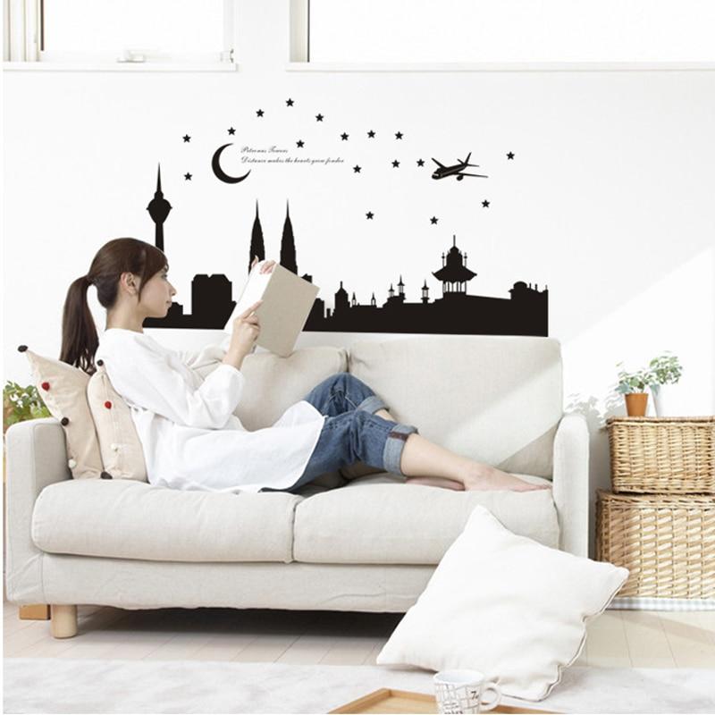 Popular malaysia wall sticker buy cheap malaysia wall for Wallpaper home malaysia