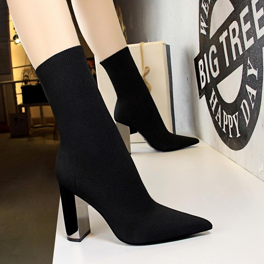 54e39d39b Botines-de-Invierno-para-mujer-Zapatos-de-punto-calcetines-botas -de-tac-n-alto-botas-de.jpg