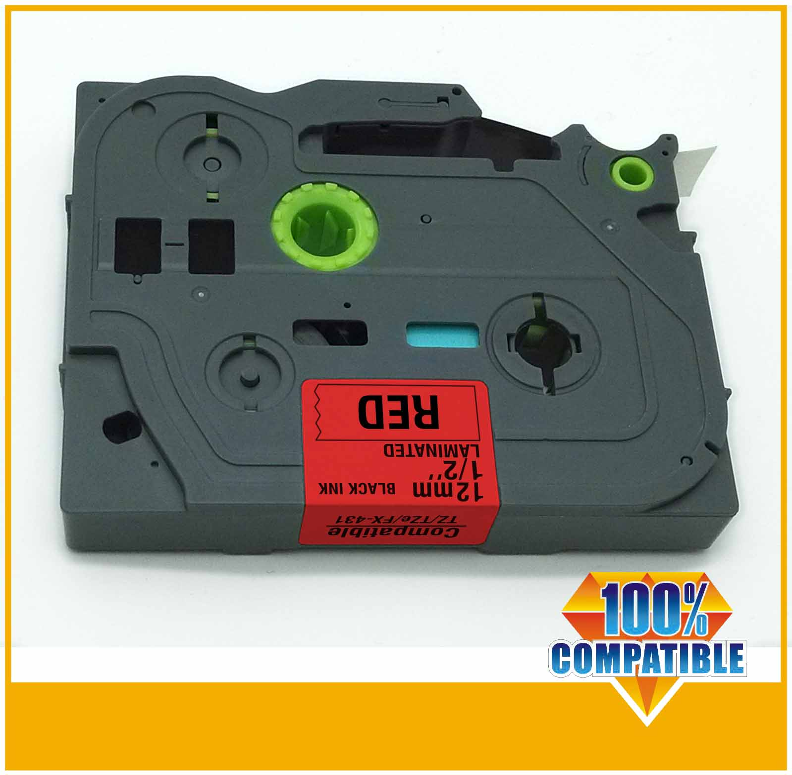 p touch TZ431 P-Touch Label Tape PT-S431 printer ribbons_Printer cartridge