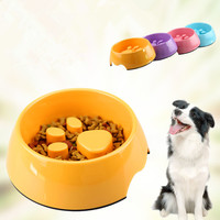 Silicon Material Pet Bowls Dog Cat Water Food Bowl Puppy Drinking Container Food Eating Vessel