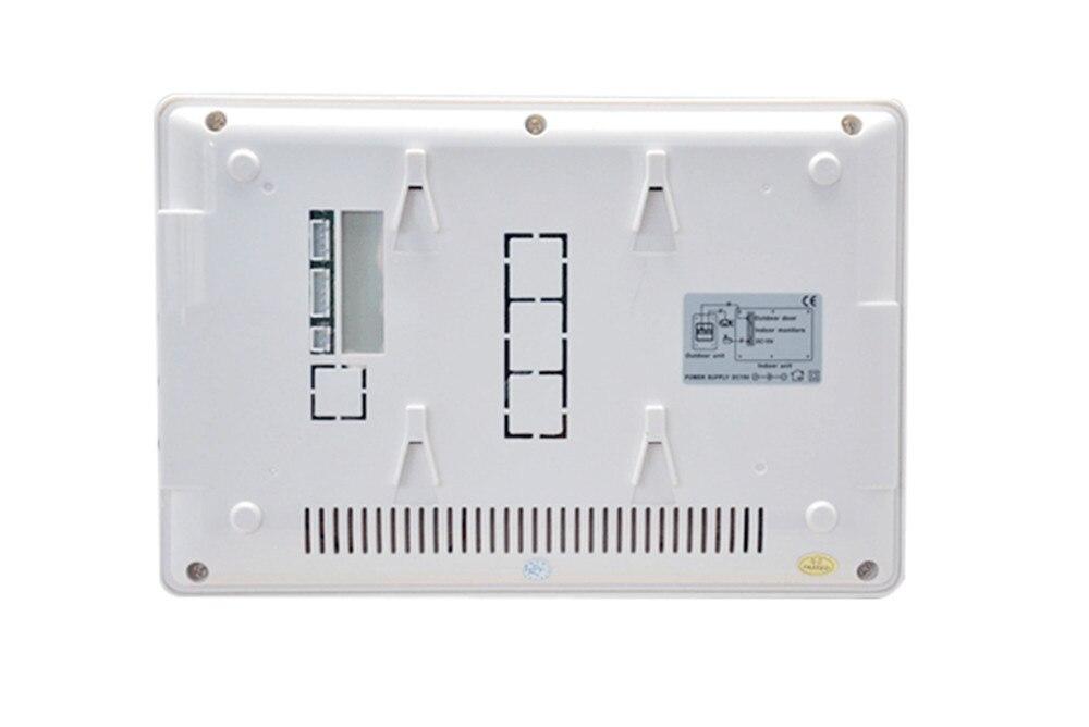 7 inch Screen Access Control Intercom Video Door Phone