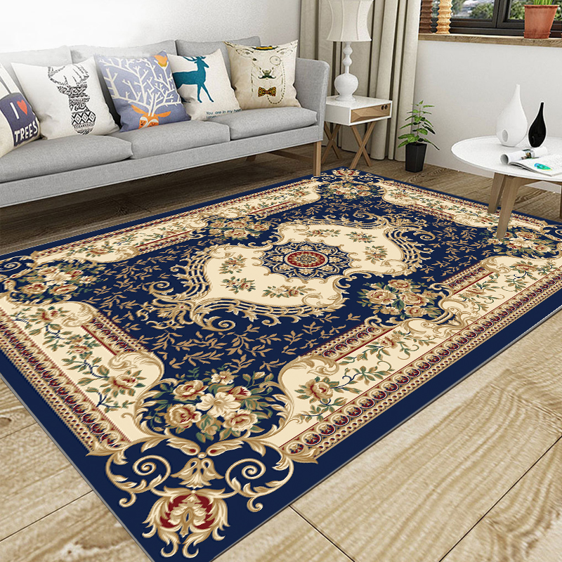 Nordic Floral Bedroom Home Textile Area Rugs Soft Flannel Living Room Carpet Bedroom Rugs Rectangle Large Anti-slip CarpetsNordic Floral Bedroom Home Textile Area Rugs Soft Flannel Living Room Carpet Bedroom Rugs Rectangle Large Anti-slip Carpets