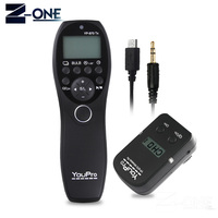 LCD Wireless Shutter Timer Remote 2.4G E2 for Fujifilm X M1/X100T/X T1/X E2/X A1/X A2/XQ1/XQ2/Fine Pix S1/X30/X PRO2/X70