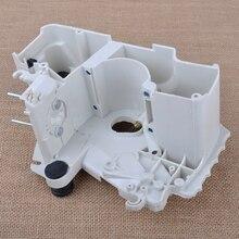 LETAOSK جديد علبة المرافق النفط خزان الوقود الغاز المحرك الإسكان الجمعية غطاء صالح لل Stihl 017 018 MS170 MS180 بالمنشار يحل محل أجزاء
