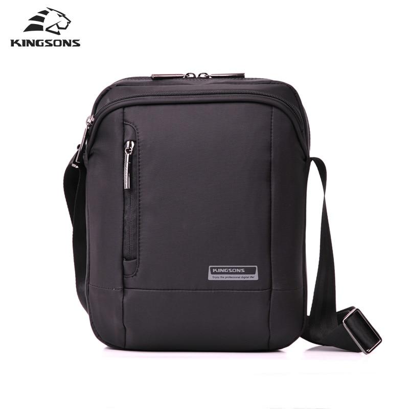 Kingsons 9 7 Inch Man Bag Waterproof Messenger Handbag 2017 High Quality Sleeve Bags for Pad