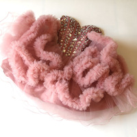 Real Photos Custom Cloud Short Homecoming Dresses Pink Sweetheart Crystal Rhinestones Shiny Mini Prom Party Gowns Vestido Curto