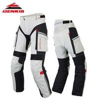 BENKIA зимние мотоциклетные брюки гоночные ралли брюки со съемным теплым вкладышем внедорожные кроссовые брюки мото брюки PW47