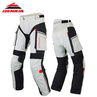 BENKIA Winter Motorcycle Pants Racing Rally Pants With Detachable Warm Liner Off Road Motocross Trousers Moto Pants PW47