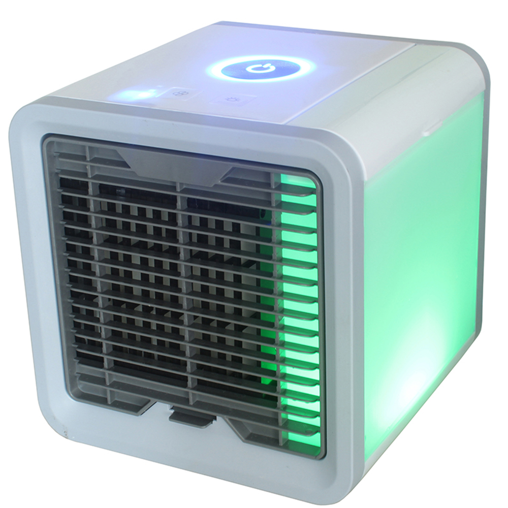 Arctic air Cooler Mini Air Conditioning Appliances Mini Arctic Air Cooler Fans Air Cooling Fan Summer Portable Strong Wind dmwd portable strong wind air conditioning cooler electric conditioner fan mini air cooling fans humidifier water cooled chiller