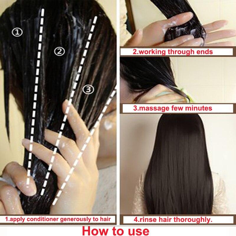 Уход за волосами Кондиционер для роста ремонт повреждений Frizz Conditioner продукт волос Scalp Treatment маска 500 мл