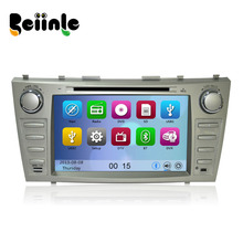Car 2 Din DVD GPS Stereo Device Head Unit Navigation Radio Player for TOYOTA CAMRY 2007-2010