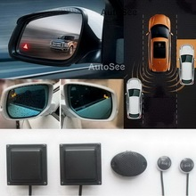 Mirror Microwave-Sensor Blind-Spot-Radar-Detection KX7 Bsd Bsm Sportage Sorento for KIA