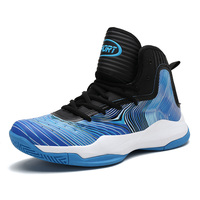 Men Basketball Shoes Wear resistant Breathable Comfortable Outdoor Sport Shoes Basketball Shoes