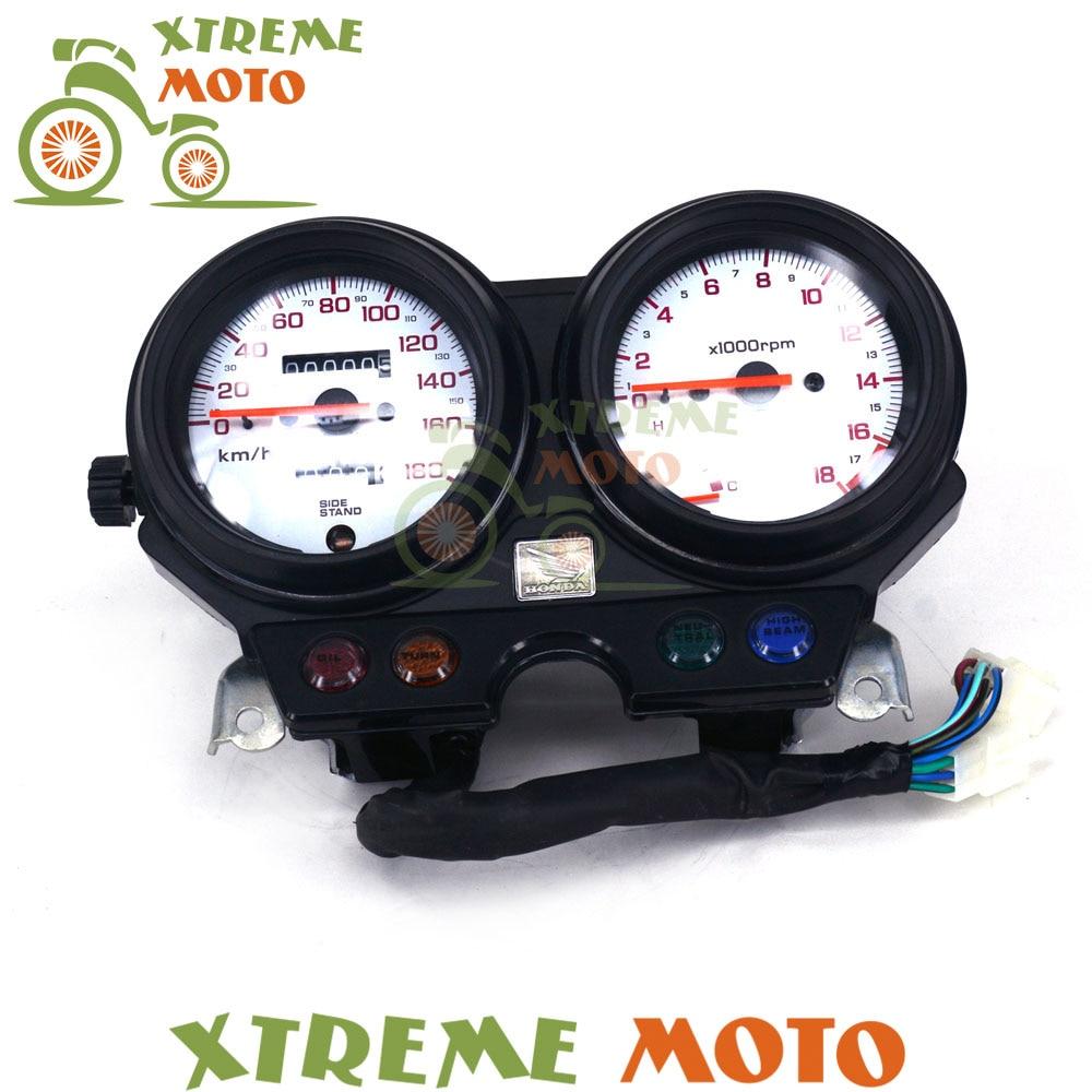 Motorcycle Scooter Parts Tachometer Odometer Instrument Speedometer Gauge Cluster Meter For Honda CB250 HORNET CB 250 1998 1999