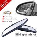 BACANO 2 ШТ. универсальный Драйвер 2 Боковая Широкоугольный Выпуклый Автомобилей автомобиль Зеркало Blind Spot Авто Заднего Вида для всех автомобилей горячая продавать