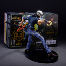 New Trafalgar D Water Law One Piece Pirate Death Surgeon Doctor 6″ SCultures BIG 3 Vol. 6 Action Figure Toys